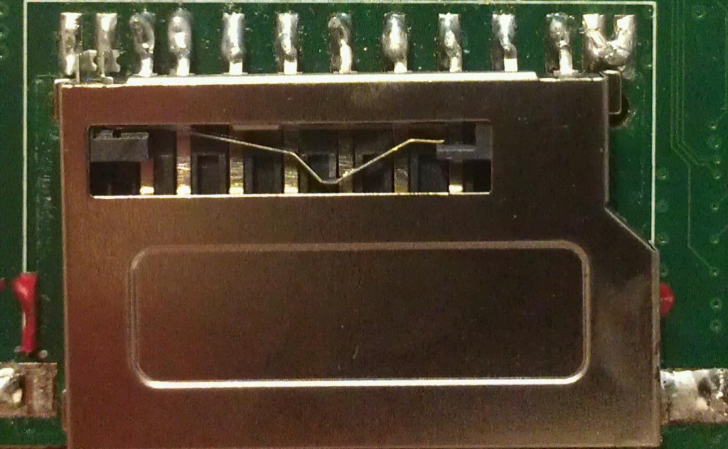 SD Card Socket