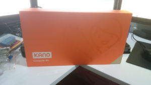 My very own Kano Kit!