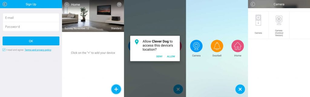 Reject Shop Special: Home Security WiFi Camera with Smart Phone App